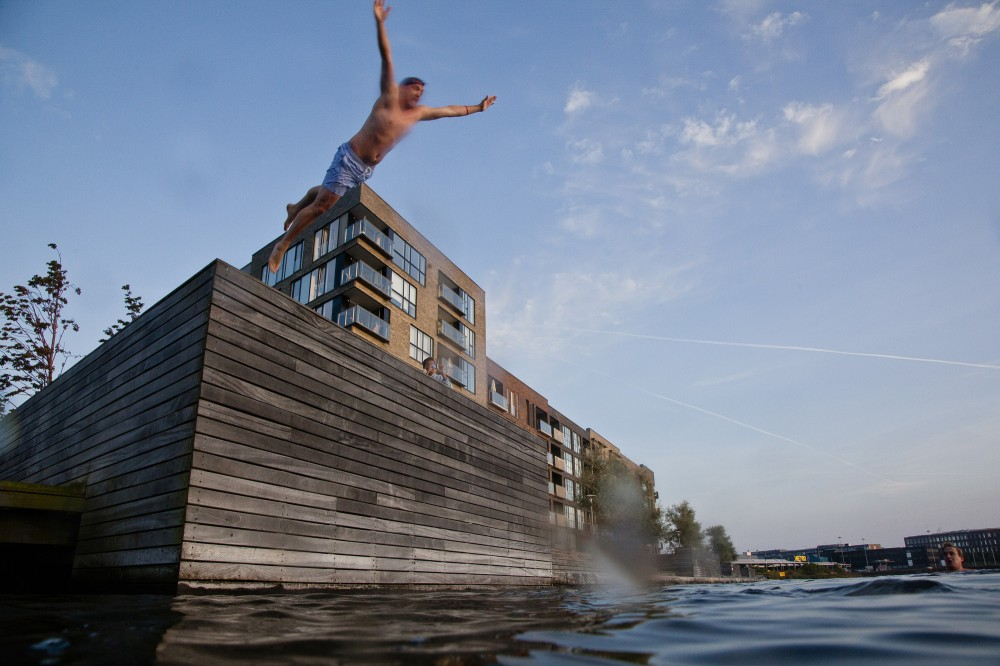 Sluseholmen / Arkitema Architects + Sjoerd Soeters