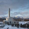 Cathedral of the Northern Lights / SHL Architects © Adam Mørk