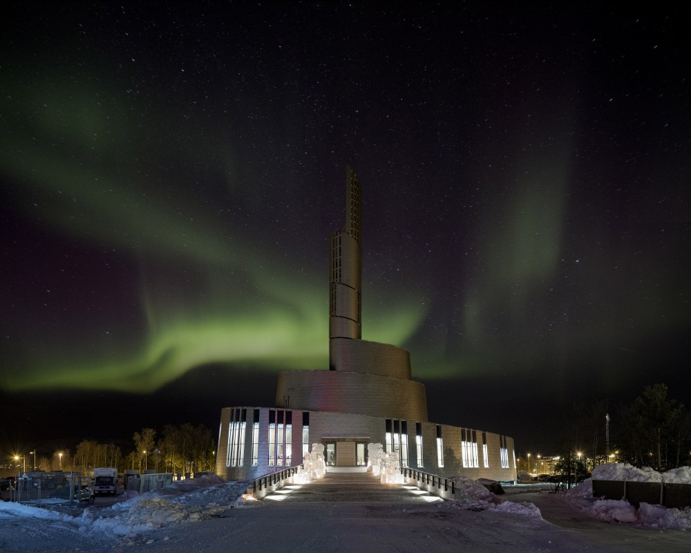 Cathedral of the Northern Lights / SHL Architects + LINK arkitektur