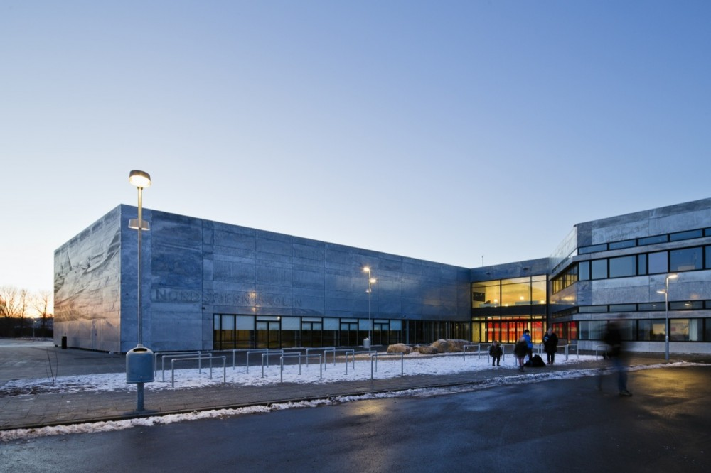 New City School, Frederikshavn  / Arkitema Architects