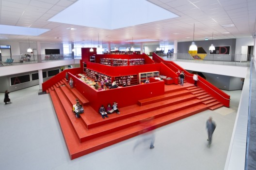 New City School, Frederikshavn  / Arkitema Architects Courtesy of Arkitema