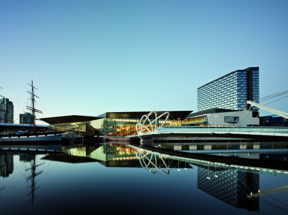 Melbourne Convention and Exhibition Centre / Woods Bagot