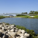 Phyllis J. Tilley Memorial Bridge / Rosales + Partners Architects Courtesy of Rosales + Partners Architects