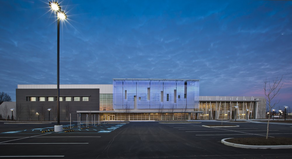 Southland Christian Church / EOP Architects