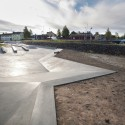 Hyttgardsparken / Courtesy of 42architects