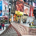 Situ Studio&#039;s &#039;Heartwalk&#039; Opens in Times Square  Keith Sirchio