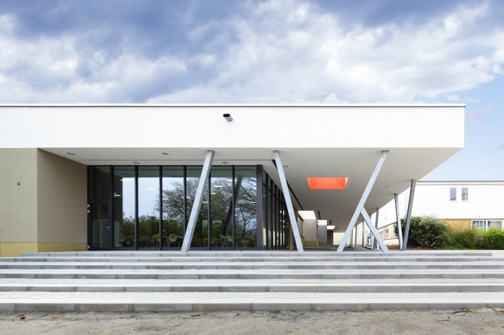 Friedrich-Ebert-Schule / kreiling rosner architekten