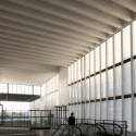 New Aveiro Train Station / JLLA © Leonardo Finotti