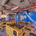 Google Tel Aviv Office / Camenzind Evolution © Itay Sikolski