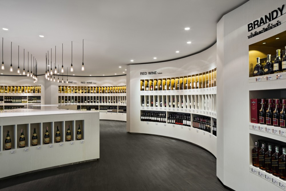 Diageo Concept Store / Fourfoursixsix