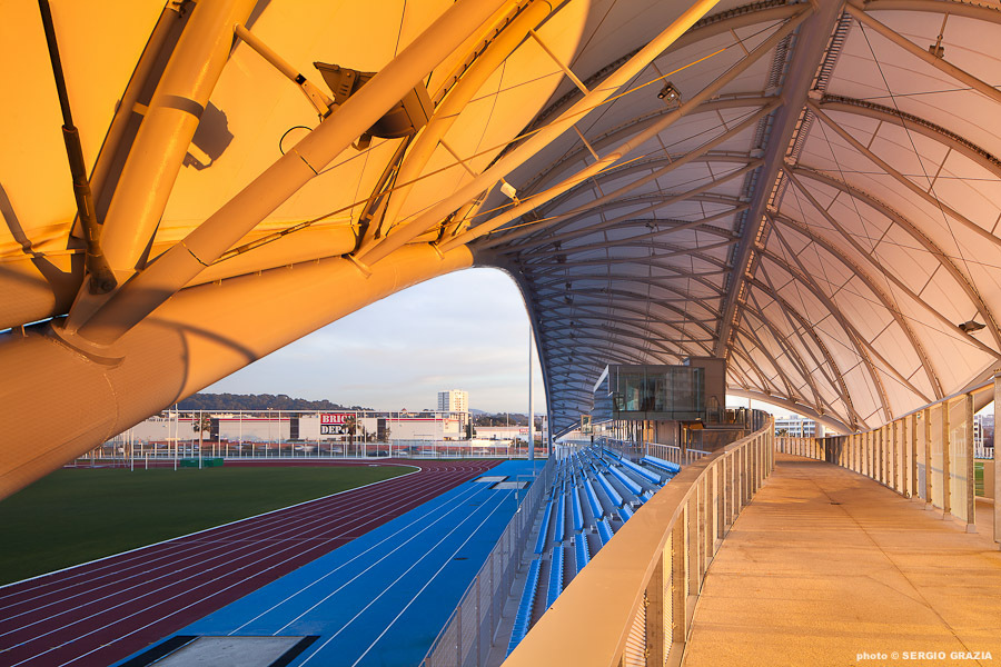 Stade Leo Lagrange / Archi5