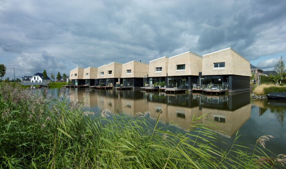 9 Houses on the Water / BLAUW architecten + FARO Architecten