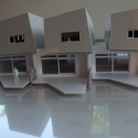 9 Houses on the Water / Model