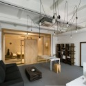 Pride And Glory Office  / Morpho Studio Courtesy of Morpho Studio
