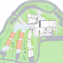 Sandy High School / Dull Olson Weekes Architects Site Plan