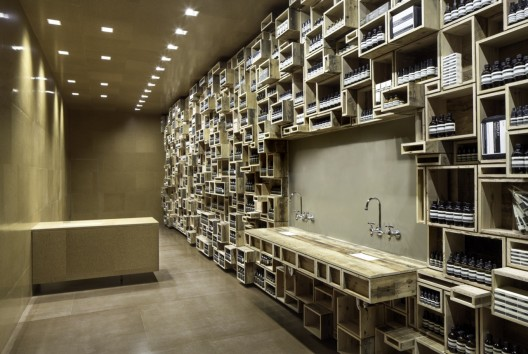 Tienda Aesop en Fillmore Street /  Juliana Sohn
