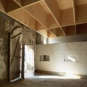 Studio in an Agricultural Building / Charles Pictet Architecte © Thomas Jantscher