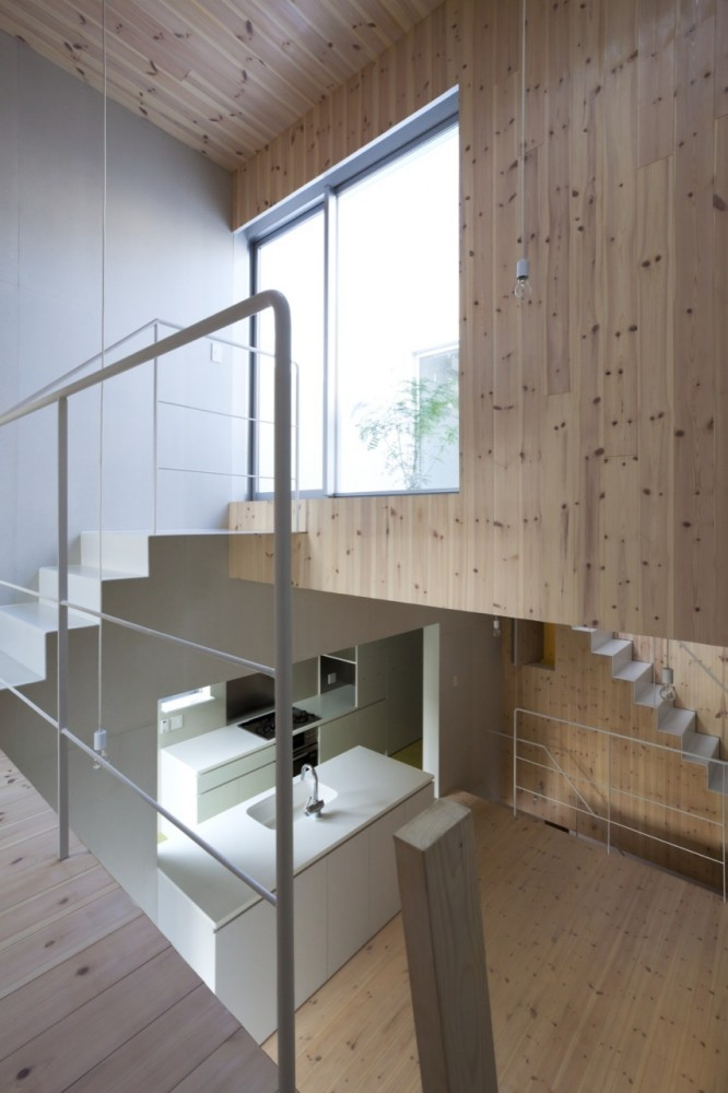 Climbers House / Komada Architects&#8217; Office