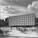 Ezra Stoller: Beyond Architecture Beinecke Library, Yale University, Skidmore, Owings &amp; Merrill,  New Haven, CT, 1963 Gelatin Silver Print  Ezra Stoller, Courtesy Yossi Milo Gallery, New York
