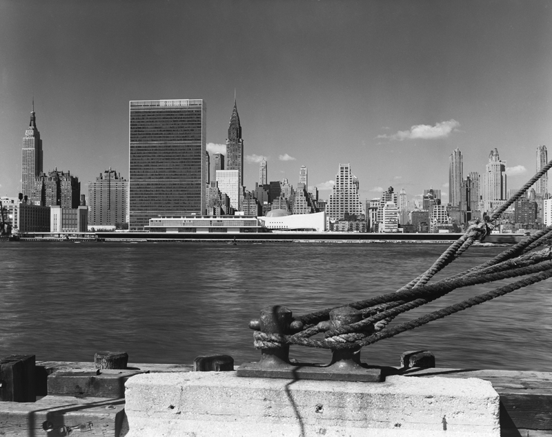 Ezra Stoller: Beyond Architecture