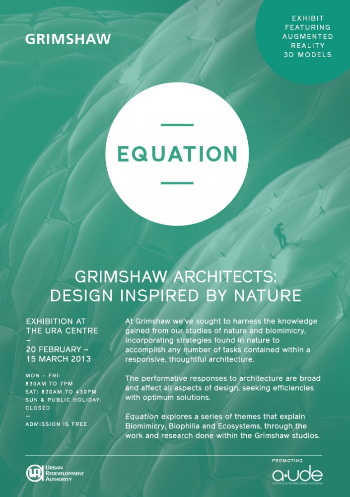 Equation Exhibition / Grimshaw Architects