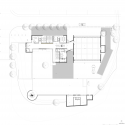 Fire Station in Santo Tirso / Alvaro Siza Ground Floor Plan