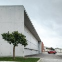Fire Station in Santo Tirso / Alvaro Siza © Joao Morgado - Architecture Photography