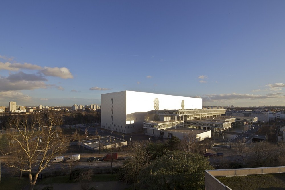 New National Archives of France / Studio Fuksas