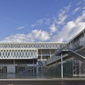 New National Archives of France / Studio Fuksas © Philippe Ruault