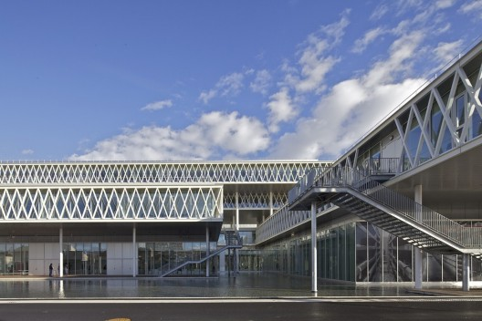 New National Archives of France / Studio Fuksas  Philippe Ruault