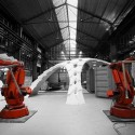 5 Robots Revolutionizing Architecture's Future Rob/Arch Rotterdam Workshop