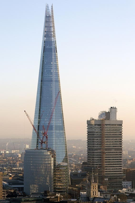 Renzo Piano Talks Architecture and Discusses &#8216;The Shard&#8217; with BBC News