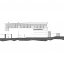 Vila Nova De Farmalicao / Arquitetura.501 South East Elevation