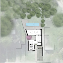 Cedarvale Ravine House / Ground Floor Plan