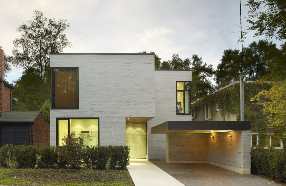 Cedarvale Ravine House / Drew Mandel Architects