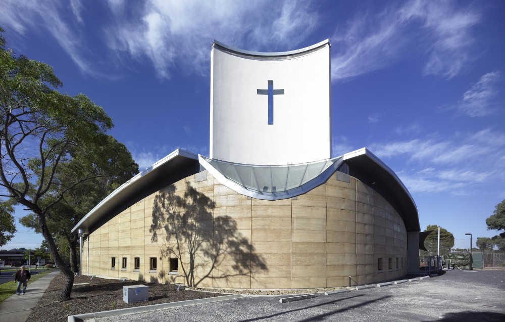 St Alfreds Church  / Studio B Architects