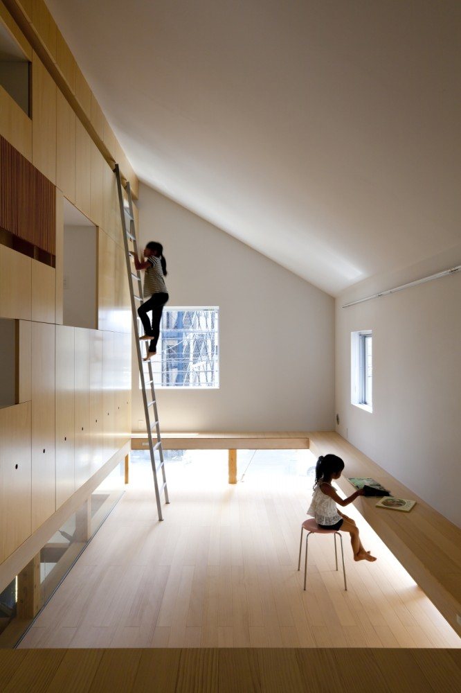 RIBBON / Komada Architects&#8217; Office