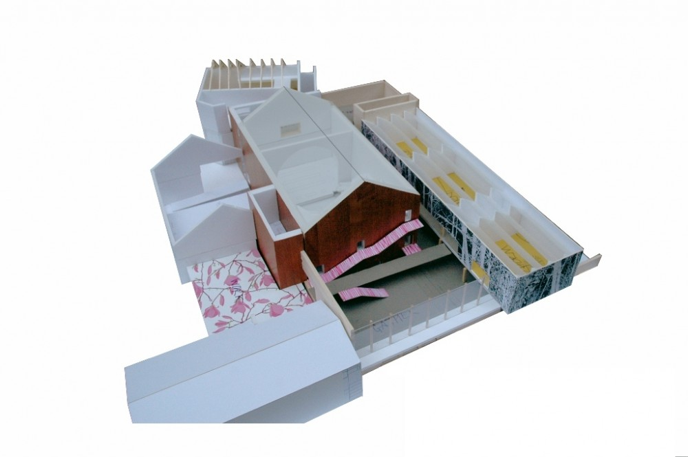 Glasgow Theatre Redesign Winning Proposal / Bennetts Associates
