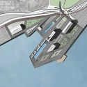 Piraeus Underwater Antiquities Museum Competition Entry / Archithinks site plan