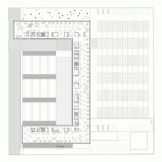 Sescam fpc bgt estudio de arquitectura archdaily for Plan estudios arquitectura