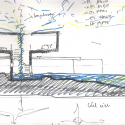 Casa Bnker / Estudio Botteri-Connell Sketch