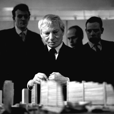 Happy 112th Birthday Louis Kahn
