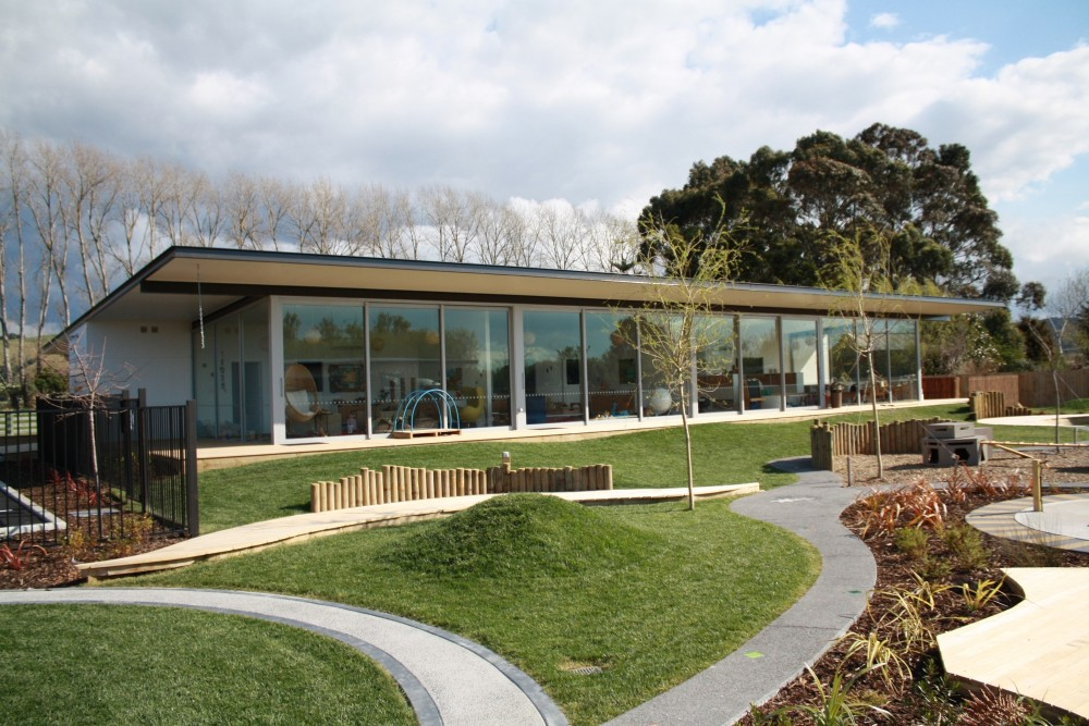 New Shoots Childrens Centre / Collingridge and Smith Architects
