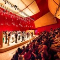Renzo Piano Designs a Flat-Pack Auditorium for L&#039;Aquila  Marco Caselli Nirmal