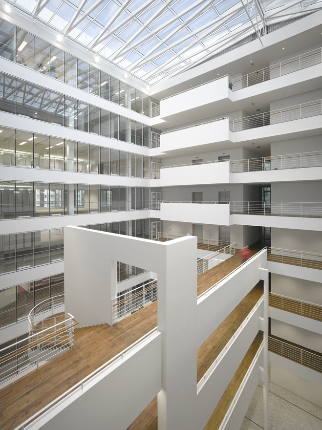 City Green Court / Richard Meier &#038; Partners