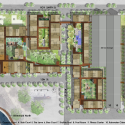 1221 Broadway / Lake|Flato Architects Site Plan