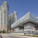 Hong Kong Institute of Design / CAAU © Sergio Pirrone