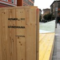 'Gondwana' Installation / Orizzontale Courtesy of Orizzontale