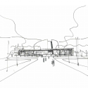 Bing Concert Hall / Ennead Architects Sketch