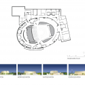 Bing Concert Hall / Ennead Architects Stage Level Plan